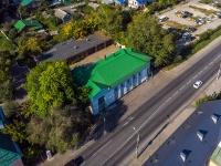 Тольятти, улица Комсомольская, дом 52. неиспользуемое здание