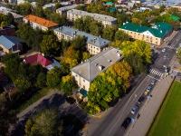 Тольятти, улица Комсомольская, дом 48. многоквартирный дом