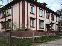 Togliatti, Komsomolskoe road, house 2. Apartment house