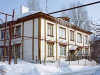 Togliatti, Komsomolskoe road, house 12. Apartment house