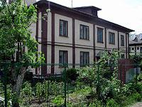 Тольятти, Комсомольское шоссе, дом 13. многоквартирный дом