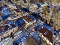 Тольятти, Комсомольское шоссе, дом 12. многоквартирный дом