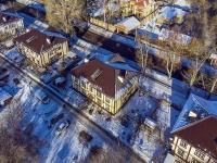 Тольятти, Комсомольское шоссе, дом 16. многоквартирный дом