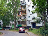 neighbour house: blvd. Korolev, house 9. Apartment house