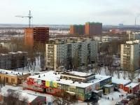 Тольятти, Королева бульвар, дом 16. многоквартирный дом