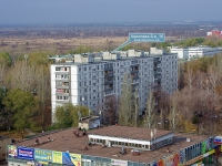 neighbour house: blvd. Korolev, house 16. Apartment house