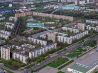 Togliatti, Korolev blvd, house 17. Apartment house