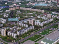 Togliatti, Korolev blvd, house 24. Apartment house