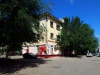 Тольятти, улица Космодемьянской, дом 3. многоквартирный дом