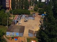 Тольятти, Космонавтов бульвар. хозяйственный корпус