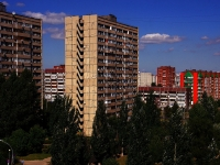 neighbour house: blvd. Kosmonavtov, house 2. Apartment house