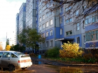 Togliatti, Kosmonavtov blvd, house 3. Apartment house