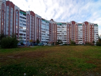 Togliatti, Kosmonavtov blvd, house 9А. Apartment house