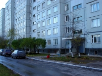 Togliatti, Kosmonavtov blvd, house 19. Apartment house