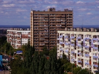 neighbour house: blvd. Kosmonavtov, house 32. Apartment house
