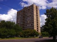 Тольятти, Космонавтов бульвар, дом 32. многоквартирный дом