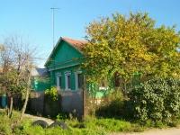 Тольятти, улица Крупской, дом 124. индивидуальный дом