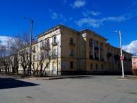 Тольятти, улица Крылова, дом 3. многоквартирный дом