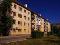 Тольятти, улица Крылова, дом 7. многоквартирный дом