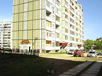 Togliatti, Kuybyshev st, house 12. Apartment house