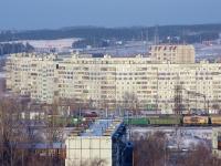 Togliatti, Kuybyshev st, house 18. Apartment house