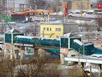 Тольятти, улица Куйбышева. мост