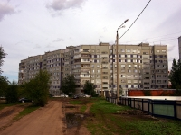 Togliatti, Kuybyshev st, house 14. Apartment house