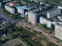 Togliatti, Kuybyshev st, house 32. Apartment house