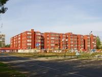 Togliatti, Kulibin blvd, house 6А. Apartment house