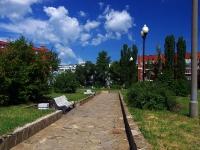 Тольятти, Кулибина бульвар. сквер