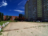 Тольятти, Кулибина бульвар. праздничная площадка
