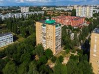 Тольятти, Кулибина бульвар, дом 10. многоквартирный дом