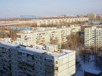 Togliatti, Kurchatov blvd, house 4. Apartment house