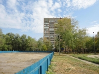 Togliatti, Kurchatov blvd, house 8. Apartment house