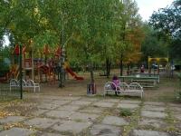 Тольятти, Курчатова бульвар. сквер