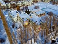 соседний дом: б-р. Курчатова, дом 15. школа №43