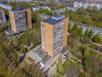 Тольятти, Курчатова бульвар, дом 5. многоквартирный дом