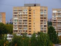 Тольятти, Курчатова бульвар, дом 10. многоквартирный дом