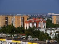 Тольятти, Курчатова бульвар, дом 12А. многоквартирный дом