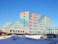 Togliatti, Larin st, house 2. Apartment house