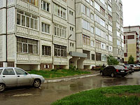 neighbour house: st. Larin, house 4. Apartment house