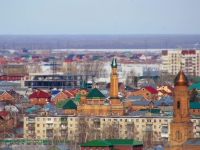 Togliatti, mosque Соборная, Larin st, house 24