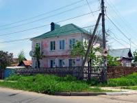 Тольятти, улица Ларина, дом 5. индивидуальный дом