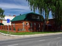 Тольятти, улица Ларина, дом 14. индивидуальный дом