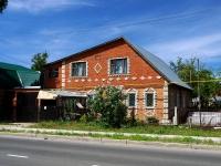 Тольятти, улица Ларина, дом 16. индивидуальный дом