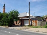 Тольятти, улица Ларина, дом 30. индивидуальный дом