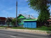 Тольятти, улица Ларина, дом 34. индивидуальный дом