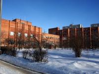 Togliatti, preventive clinic Тольяттинский пансионат для ветеранов труда, ГУСО , Larin st, house 1