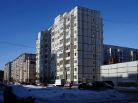 Togliatti, Larin st, house 4. Apartment house
