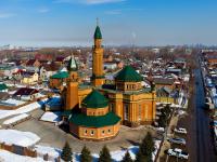 Тольятти, улица Ларина, дом 24. мечеть Соборная